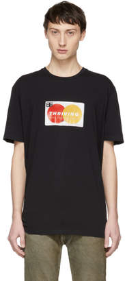 Baja East Black Charge It T-Shirt