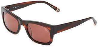 True Religion Jordan Rectangular Sunglasses