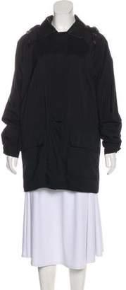 Loro Piana Hooded Short Coat