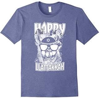 Happy Llamakkah Hanukkah Matching Family T-Shirts