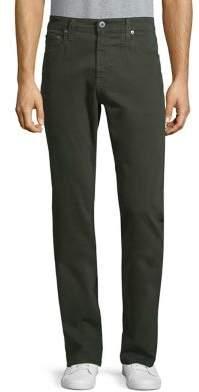 AG Jeans Everett Straight-Leg Jeans