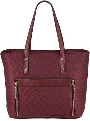 Cole Haan Quilted Nylon Tote Bag