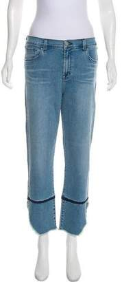J Brand Ruby High-Rise Jeans w/ Tags