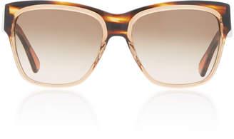 Christian Roth Wait Until Dark Tortoiseshell Sunglasses