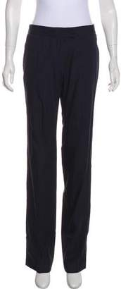 CNC Costume National Mid-Rise Wide-Leg Pants