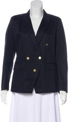 Boy By Band Of Outsiders Structured Peak-Lapel Blazer