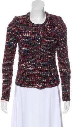 IRO Tweed Structured Blazer