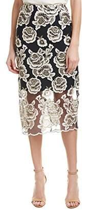 T Tahari Women's Carolina Skirt April