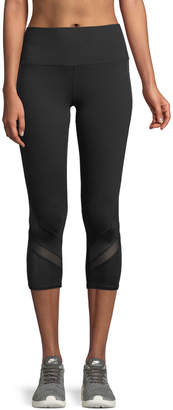 Alo Yoga Elevate High-Waist Capri Leggings