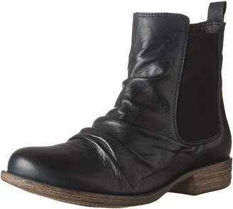 Miz Mooz Women's Lissie Leather Chelsea Boots