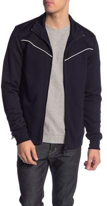 Scotch & Soda Contrast Piping Track Jacket