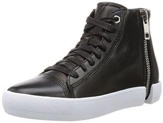 Diesel Women's Zip-Round S-Nentish W Fashion Sneaker $107.71 thestylecure.com