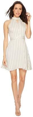 BB Dakota Charlize Fit and Flare Dress Women's Dress