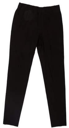 Joseph Mid-Rise Skinny Pants Black Mid-Rise Skinny Pants