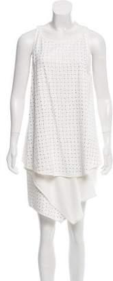 Jay Ahr Embellished Sleeveless Dress w/ Tags