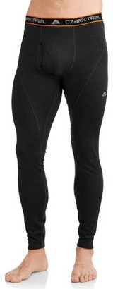 Ozark Trail Men's Wool Blend Baselayer Pant