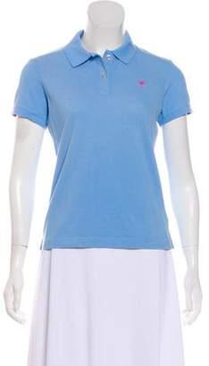 Lilly Pulitzer Short Sleeve Polo Shirt