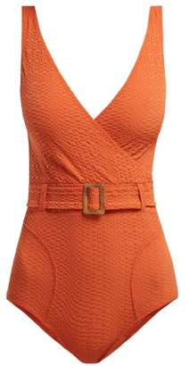 Lisa Marie Fernandez Yasmin Swimsuit - Womens - Orange
