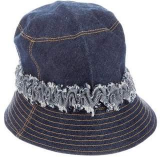 LOLA Cosmetics Denim Bucket Hat