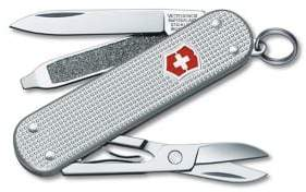 Victorinox Classic Stainless Steel Knife