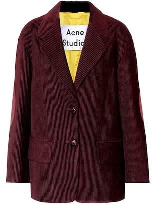 Acne Studios Juul corduroy jacket