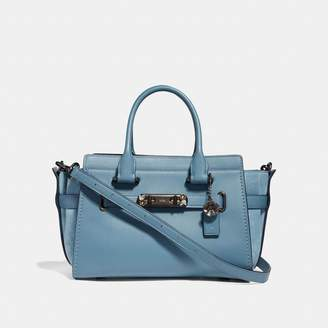 Coach Swagger 27 With Tea Rose Detail