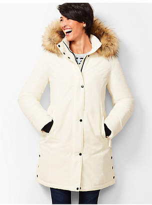 Talbots PrimaLoft Puffer Coat