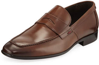 Bruno Magli Men's Calabria Leather Penny Loafers