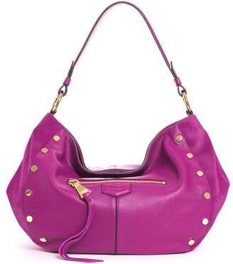 Aimee Kestenberg Pebble Leather Hobo Handbag- Charlie