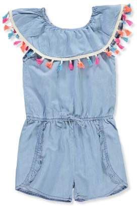 Dollhouse Big Girls' Romper - , 10-12
