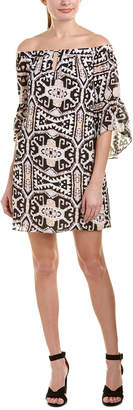 Alice & Trixie Vfish Shift Dress