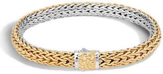 John Hardy Men's Classic Chain Two-Tone Bracelet