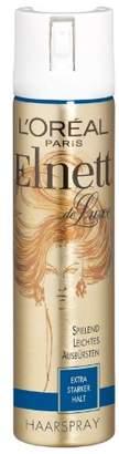 L'Oreal L'Oréal Paris Elnett de Luxe – Hair Spray Extra Strong Hold, Pack of 3 (3 x 75 ml)