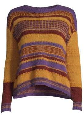 Beatrice. B Antarsia Sweater