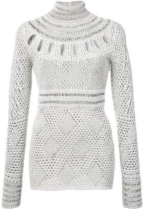 Proenza Schouler Crochet Crewneck