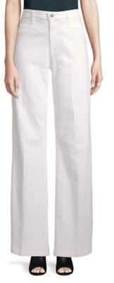 AG Jeans Lana Wide-Leg Trousers