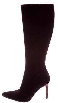 35f19efc7136 Christian Louboutin Purple Boots For Women - ShopStyle Canada