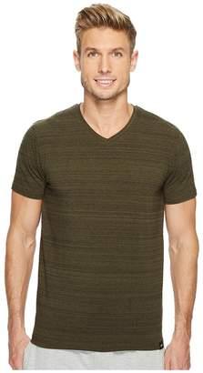 Saxx UNDERWEAR 3SIX FIVE Short Sleeve V-Neck T-Shirt Men's Underwear