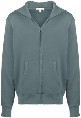 Alex Mill zip front hoodie