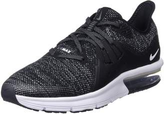 Nike Youth Air Max Sequent 3 GS Textile Trainers 7 US
