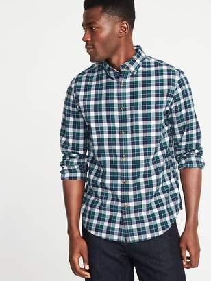 Old Navy Regular-Fit Built-In Flex Everyday Oxford Shirt for Men