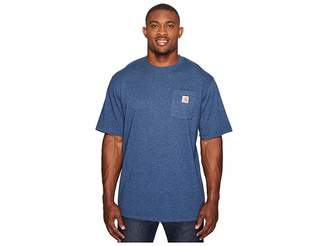 Carhartt Big Tall Workwear Pocket S/S Tee