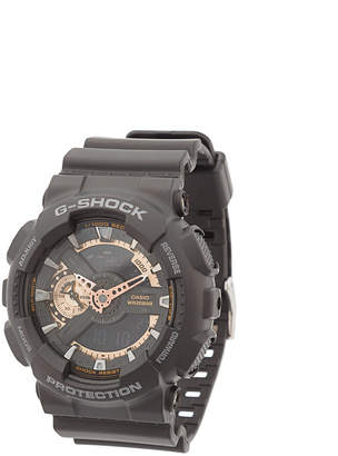 G-Shock Protection rubber watch