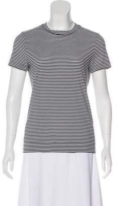 Theory Striped Short Sleeve T-Shirt