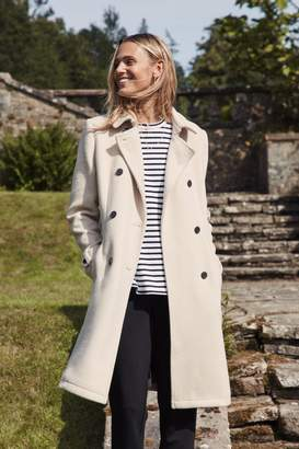 Jack Wills Atwater Wool Blend Trench