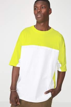 Factorie Reflector Block T Shirt