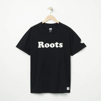 Roots Mens Wordmark T-shirt