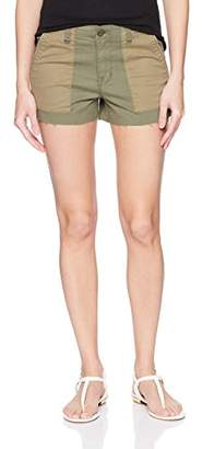Hudson Women's Jaclyn Cut Off Flight Short