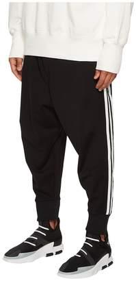 Yohji Yamamoto 3-Stripes Track Pants Men's Casual Pants