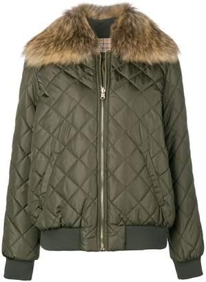 Twin-Set padded jacket